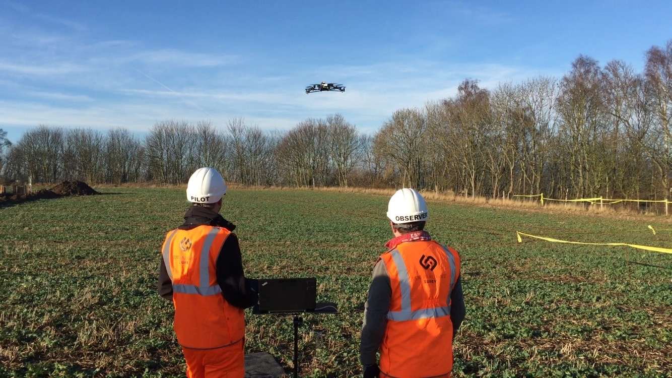 Survey - UAV Aerial Surveying