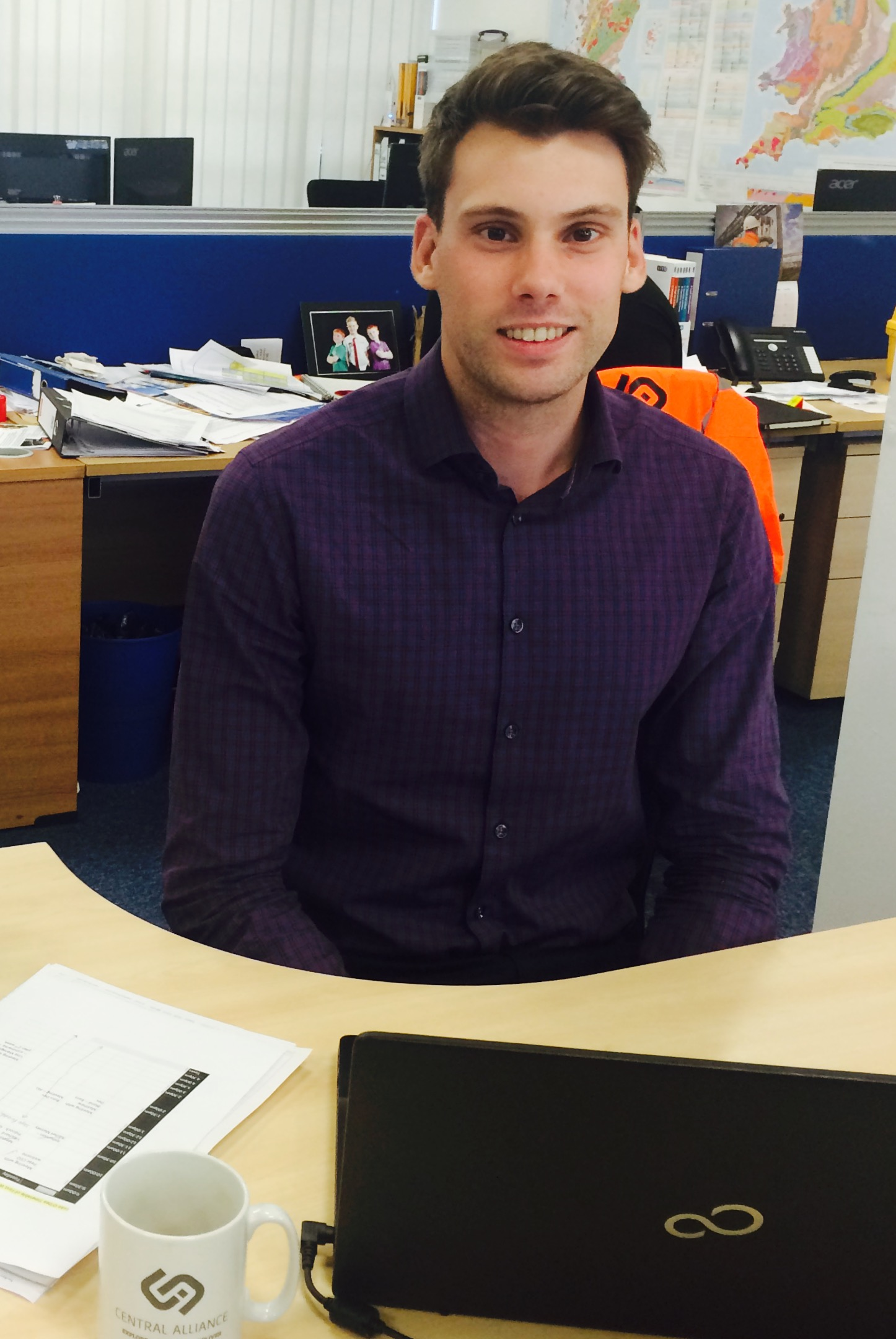 Luke O'Dea Bussiness Development Manager