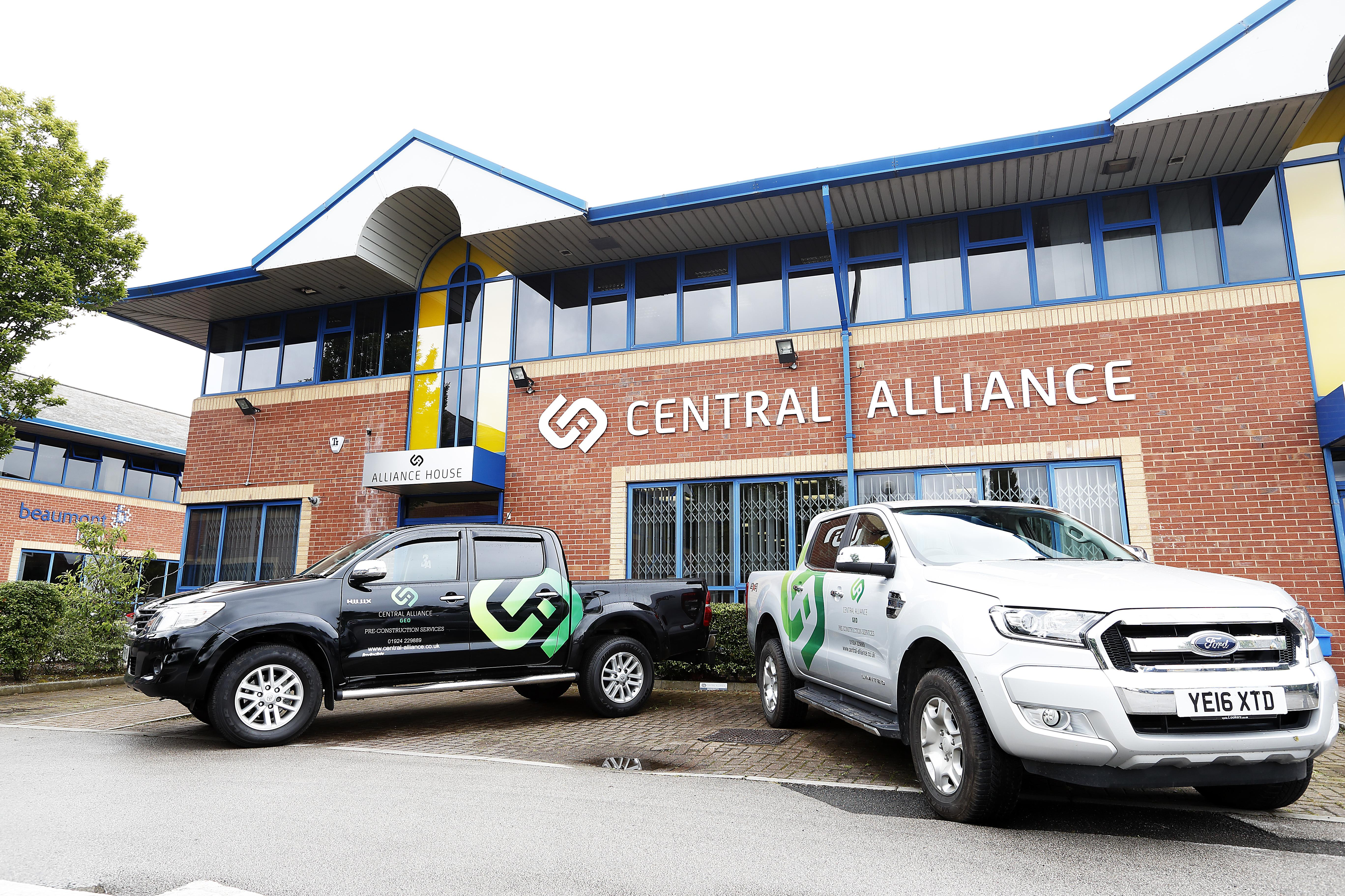 Central Alliance Office