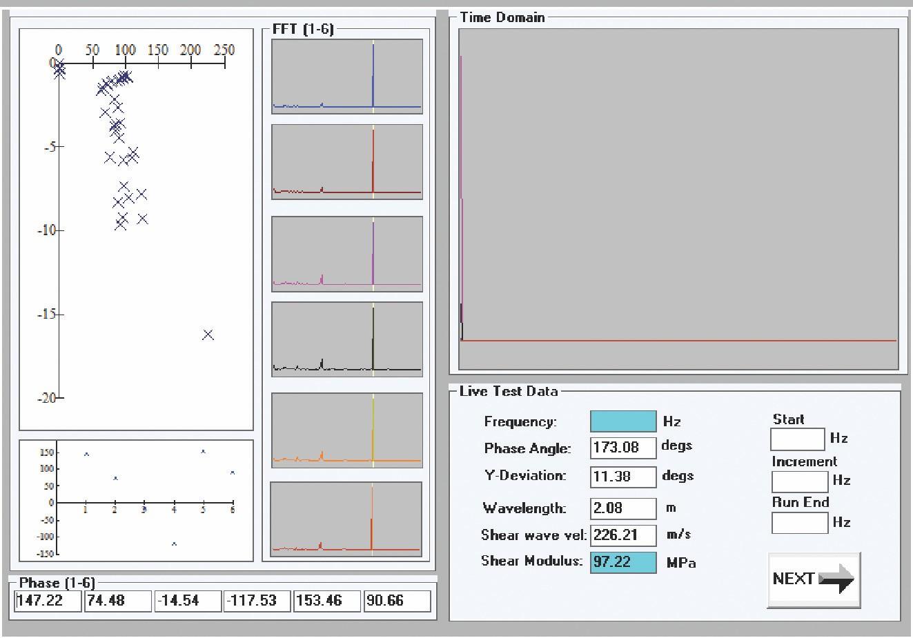 CSW Software Screenshot